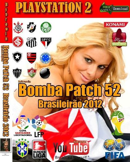 do jogo nome do jogo bomba patch 52 plataforma playstation 2