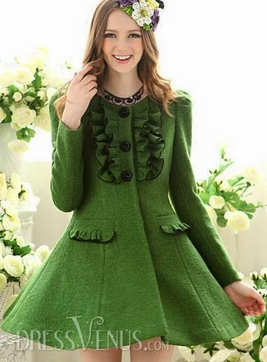 Green Overcoat