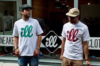 ll, streetwear, shop, outside