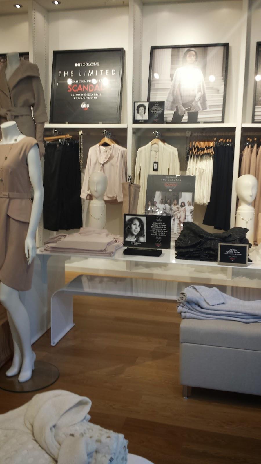 Rhianna's Studio Scandal Collection Limited Kerry Washington