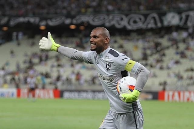 Jefferson fecha o gol e evita derrota do Botafogo no Castelão