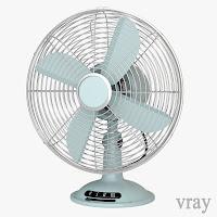 3d Electric Fan7