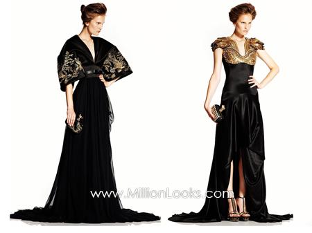 Вечірні сукні колекції відомих