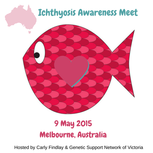 Donate to support the Australian Ichthyosis Meet