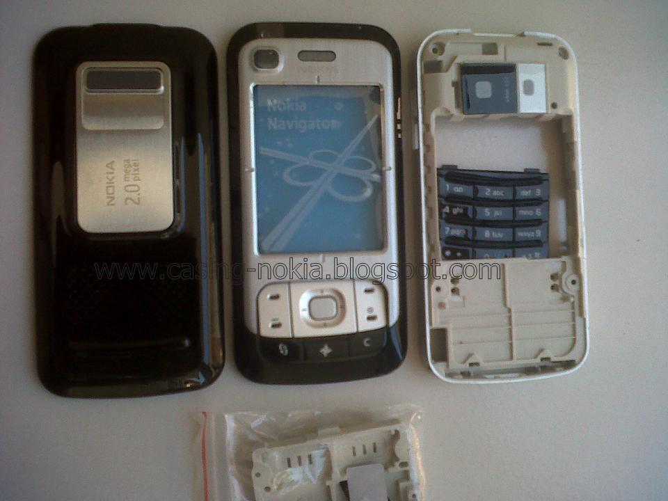 Jual Casing Nokia 6110 Navigator Fullset