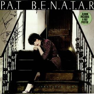Pat Benatar - Precious Time (1981)