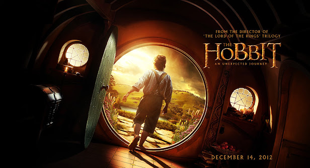 el hobbit un inesperado viaje cartel apple