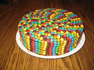 Torta M & M