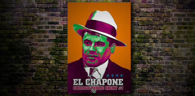 """Guzman """"El Chapo"""" saiu mesmo pelo túnel"""