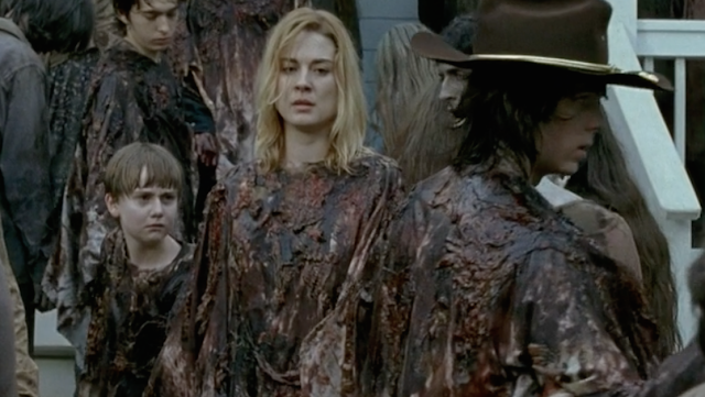 "teaser promocional de ""The Walking Dead"""