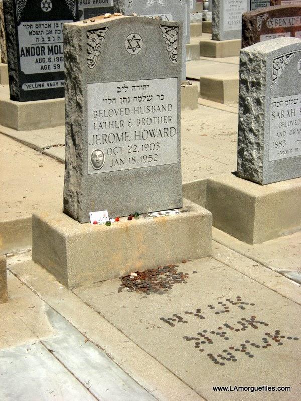 Popular celebrity gravesites locations