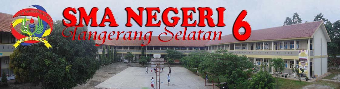 SMA N 6 TANGSEL