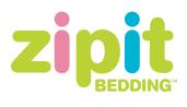 ZipIt Bedding logo