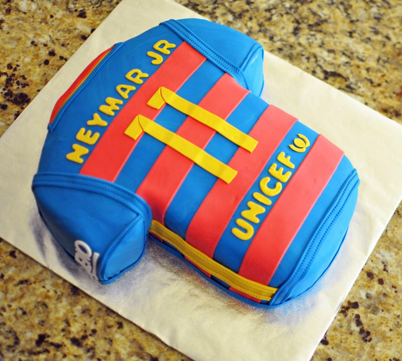 Neymar Jr Cakes