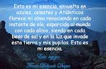 LIENZO DE AZULES- GRAN CANARIA