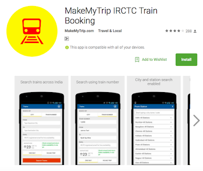 MakeMyTrip launches train-booking app in 5 vernacular languages