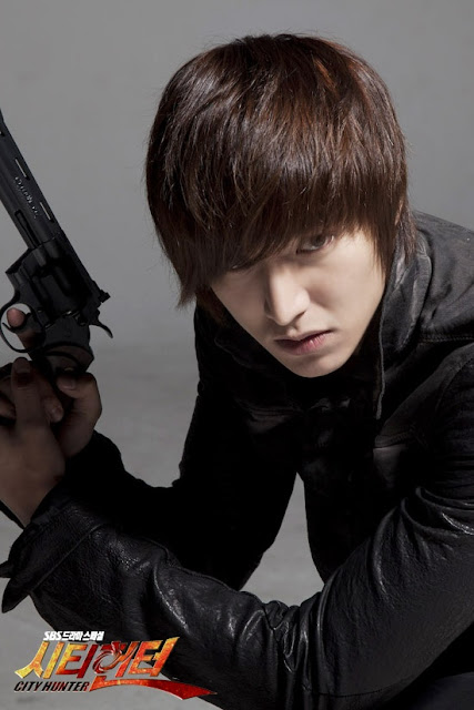 Short Hair Styles☀Lee Min Ho_City Hunter