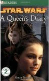 book cover of STAR WARS A Queen's Diary