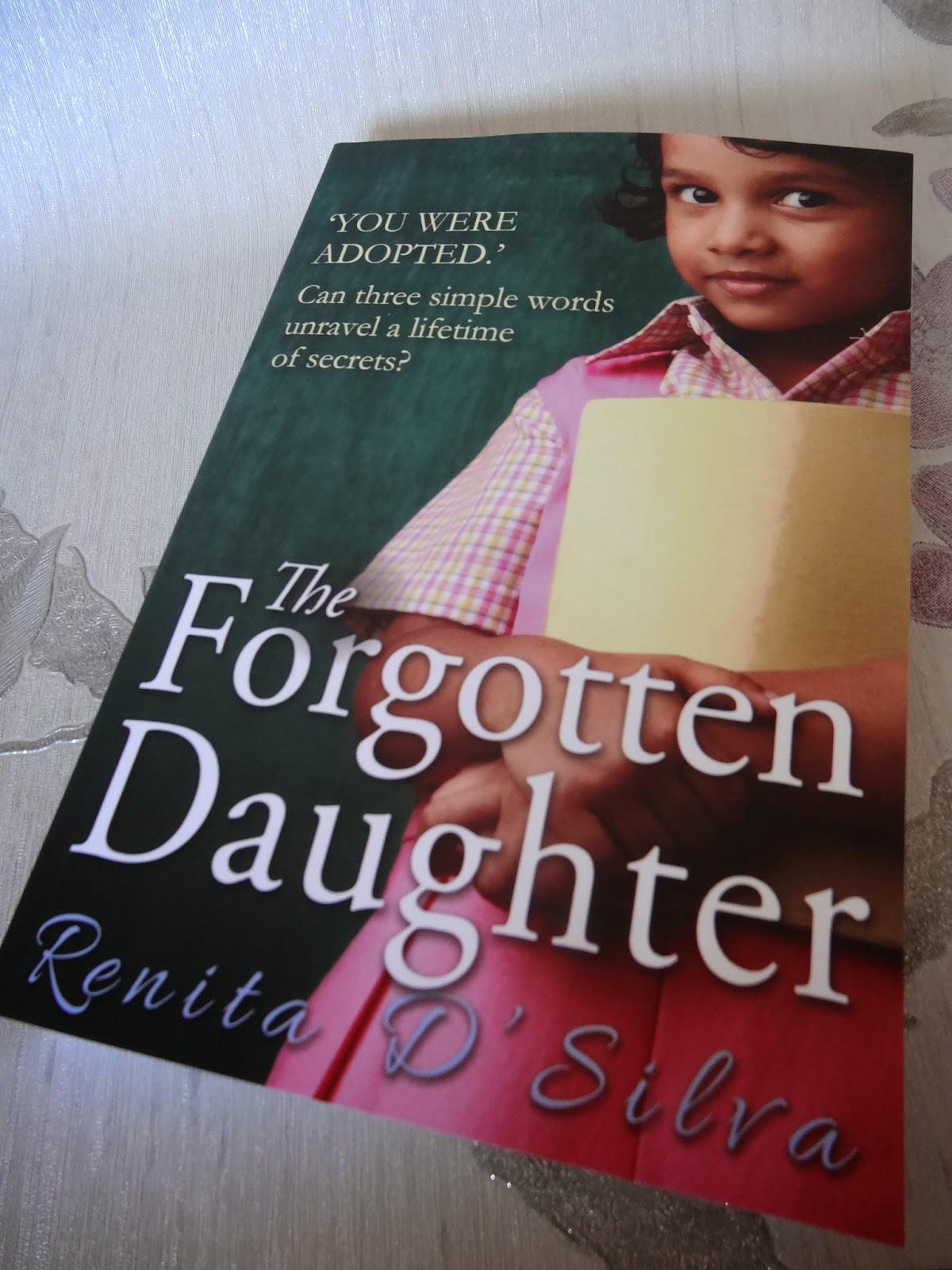Forgotten Daughter Renita D'Silva