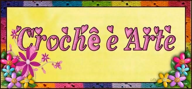CROCHE E ARTE