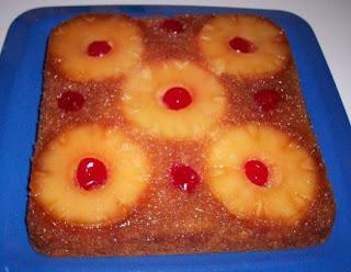 Pineapple Upside Down Cake Shot