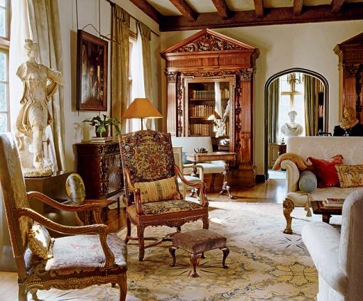 Conosciuto BOISERIE & C.: Tudor Revival: uno stile caldo e confortevole OY92