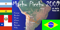 Viagens - Machu Picchu 2009