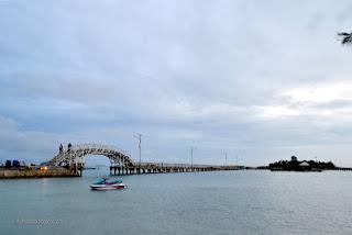 lokasi foto pulau tidung
