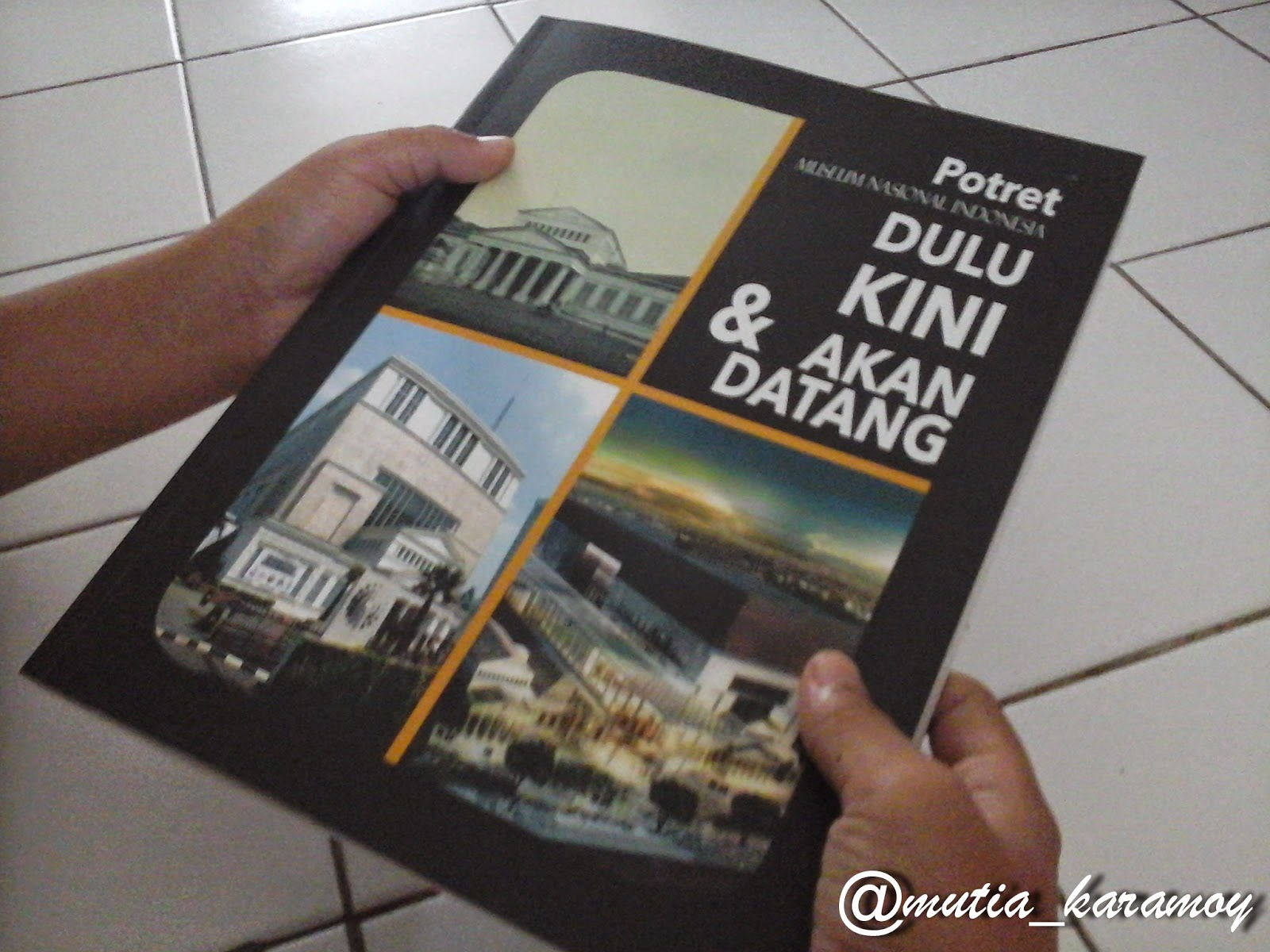 Katalog Museum Nasional Indonesia 2014