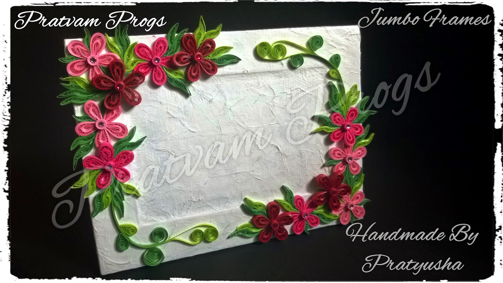 Quilled Photoframe