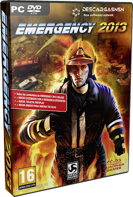 Emergency 2013 - PC-Game (2012)