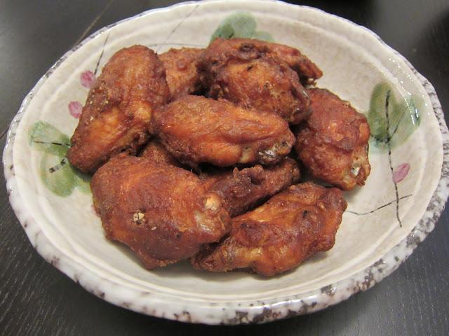 KitchenVamp: Thai Crispy Fried Chicken Wings