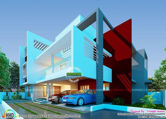 Beautiful Contemporary Home