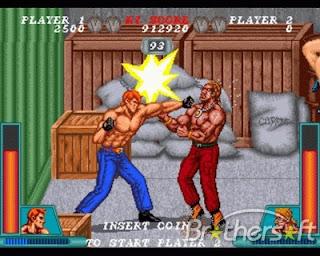 تحميل لعبة القتال و المصارعة Solitary Fighter for MAME