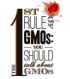 START TALKING ABOUT GMOs