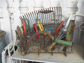 Old Gardening Tools