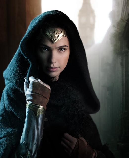Wonder Woman 2017: первый официальный кадр