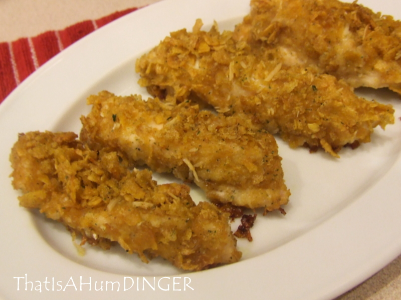 That Is a HumDINGER!: Crispy Ranch Chicken