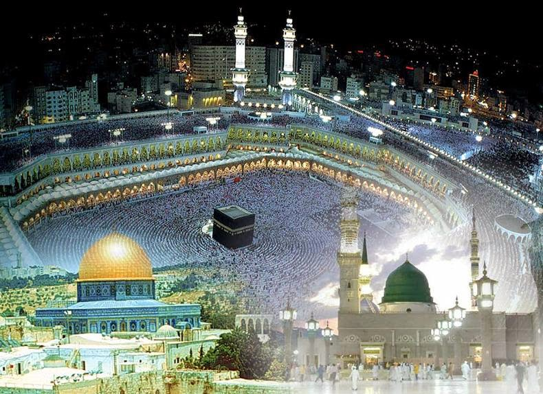makkah masjid images