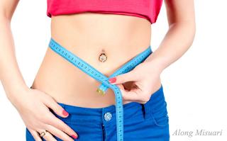 5 Tanda Diet Kita Berjaya