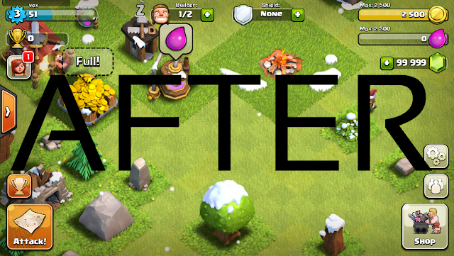 Clash Of Clans Hack Gems - Clash Of Clans Cheats Ultimate Hack Edition