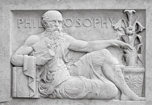 la filosofía y la lógica: reflexión y razonamiento