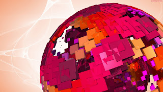free hd images of globe pink for laptop