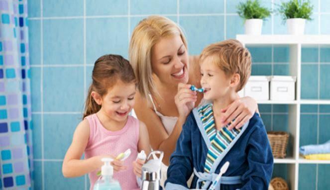 Revolusi Ilmiah - Kebiasaan baik gosok gigi sebelum tidur malam