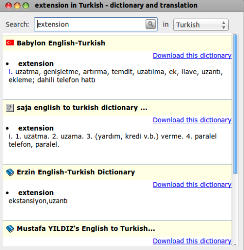 babylon dictionary torrent download