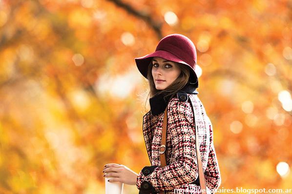Moda Vitamina otoño invierno 2014 colecciones moda Argentina. Moda 2014.