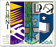 Alumni of UiTM/HWU/UoA