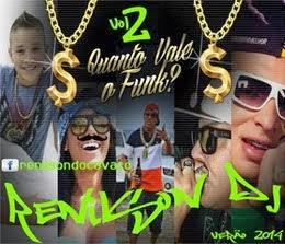 CD RENILSON DJ FUNK OSTENTAÇÃO VOL 2