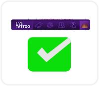 Globe Live Tatto - ScriptSafe