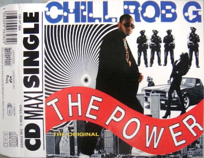 Chill Rob G ‎– The Power (1989) (CDS) (320 kbps)